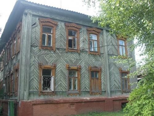 Кимовск. Жилой дом