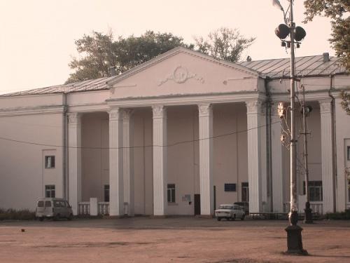 Кимовск. Дворец культуры
