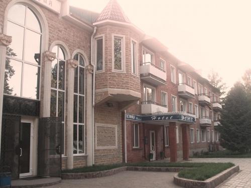 Кимовск. Гостиница