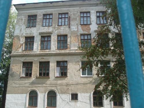 Кимовск. Школа