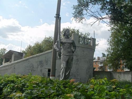 Кимовск. Стадион