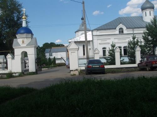 Кимовск. Церковь