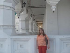 колоннада Успенского Собора